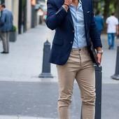 Стильный пиджак кежуал,в жизни смотриться супер!)