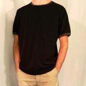 2552/40 Черная футболка Next L