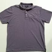 Фирменная футболка поло тенниска M