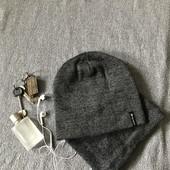 Комплект шапка + бафф