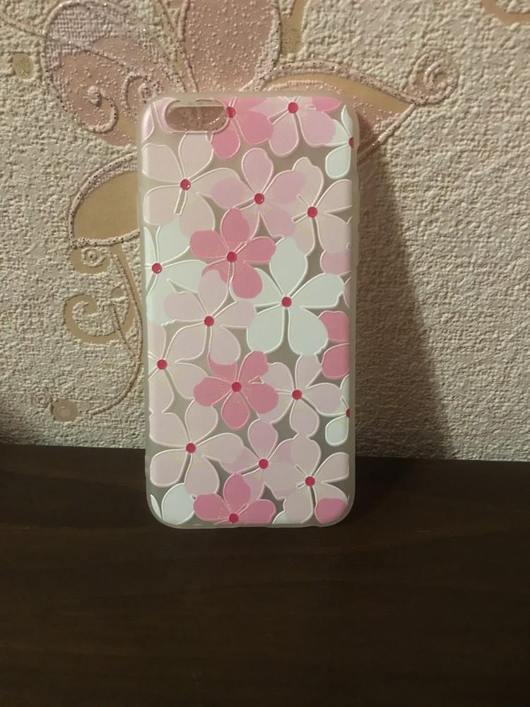 Новый чехол iphone 6,6s фото №1