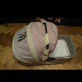 Люлька на коляску,  чехол,  сумка