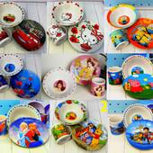 Выкупаем! Шикарные наборы посуды в микроволновку, 10 видов, в декабре не будет!