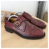Мужские туфли монки Bally Швейцария рр 42,5