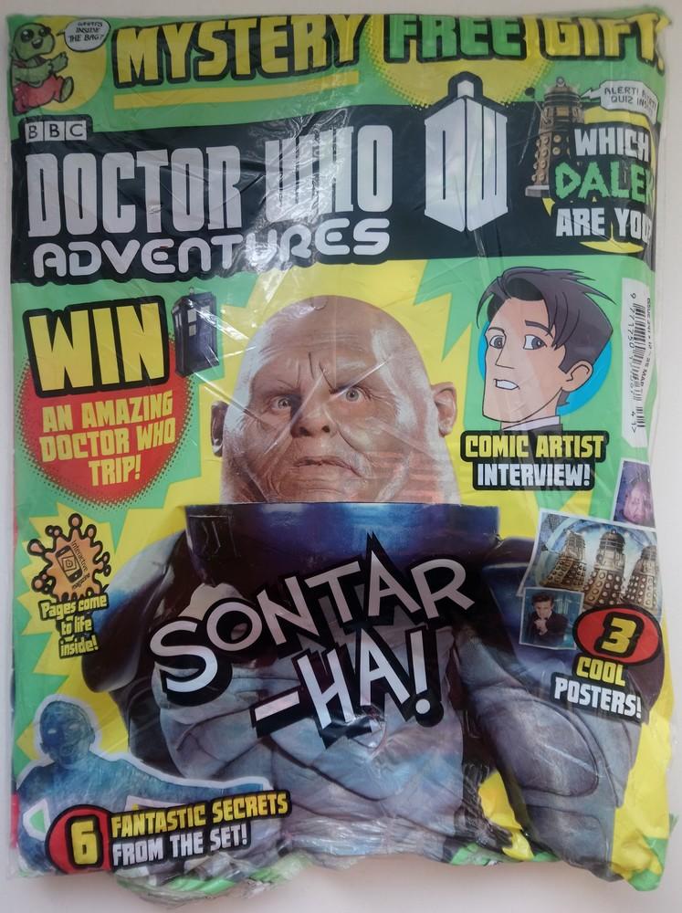 """Журнал-комиксы """"doctor who"""" приключения на англ. языке с головоломками. доставка о грн. фото №1"""