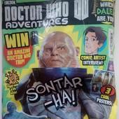 """Журнал-комиксы """"Doctor Who"""" приключения на англ. языке с головоломками. Доставка О грн."""