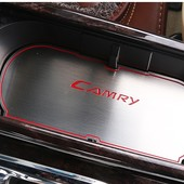 Toyota Camry Тойота Камри накладки для ниш и карманов нержавеющая сталь