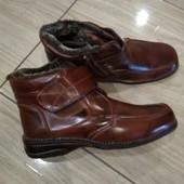 Зимние ботинки 40 р, 26 стелька