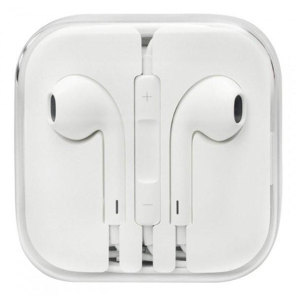 Наушники apple earpods фото №1