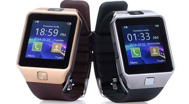 Смарт часы uwatch smart dz09 фото №1