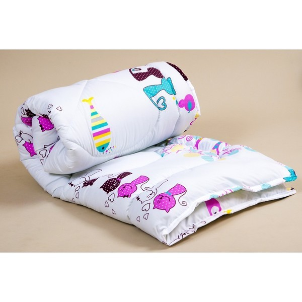 Одеяло lotus - kitty 155*215 полуторное фото №1
