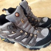 Ботинки Merrell continuum Gore-Tex р.43