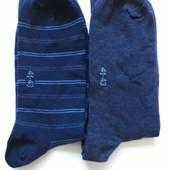 Комплект из двух пар носков Tchibo! размер 41-43!