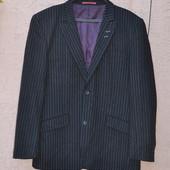 Пиджак мужской шерстяной