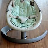 Шезлонг кресло-качалка Nuna Leaf Curv