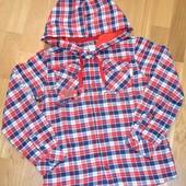 Рубашка фланель РБ 40 Бемби р.134