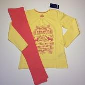 Пижама детская Lupilu на девочку 4-6 лет, рост 110-116 см