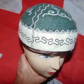 Фирменний мусульнанский головной убор тюбитейка Jacadi (Джакади) 59-58