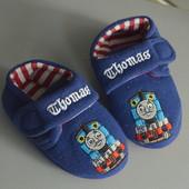 Тапочки тапки для дома Томас Mothercare (21,5)