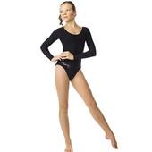 Купальник детский гимнастический (длинный рукав)