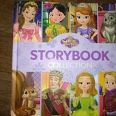 Дитяча книжка на англійській мові принцеса Софія.