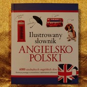 Словарь в картинках польско-английский