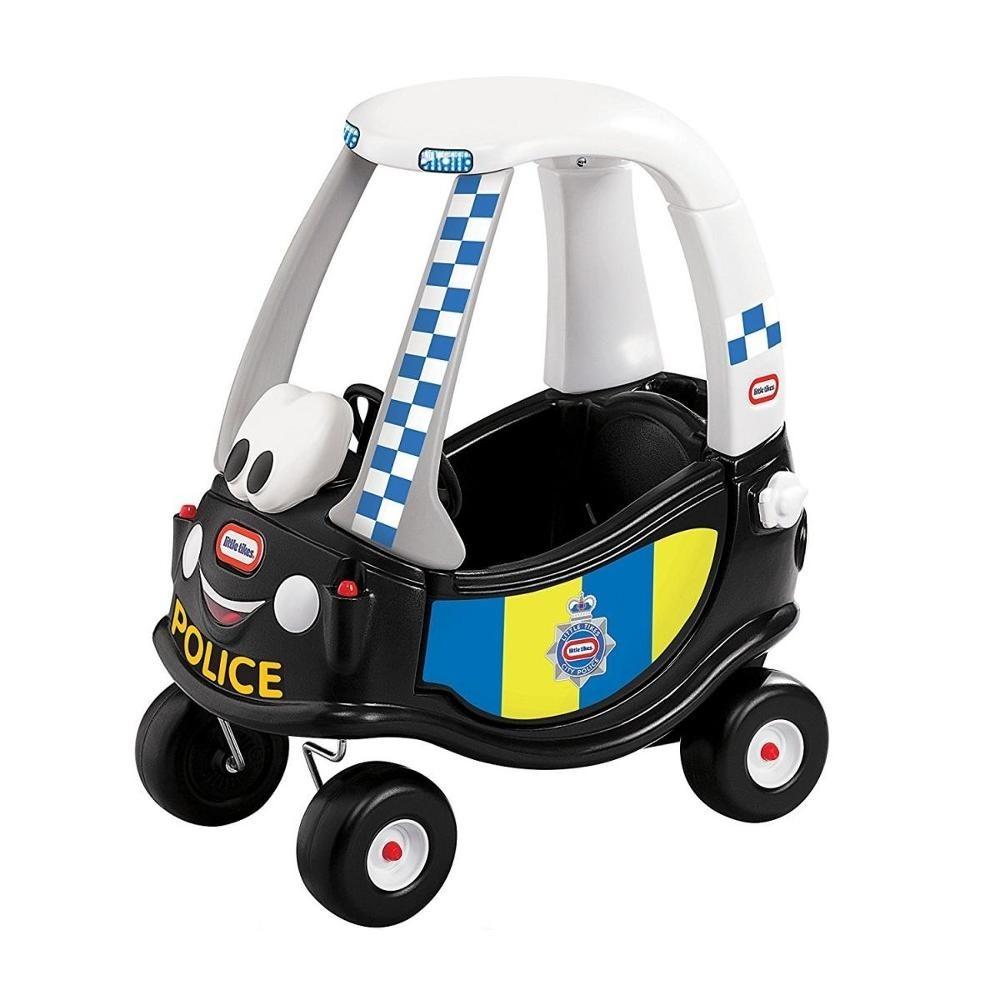 Машинка-каталка толокар little tikes полиция 172984 фото №6