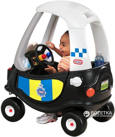 Машинка-каталка толокар little tikes полиция 172984 фото №7