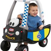 Машинка-Каталка толокар Little Tikes Полиция 172984