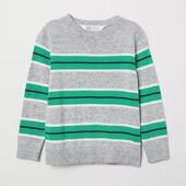 Джемпер для мальчика H&M полоска