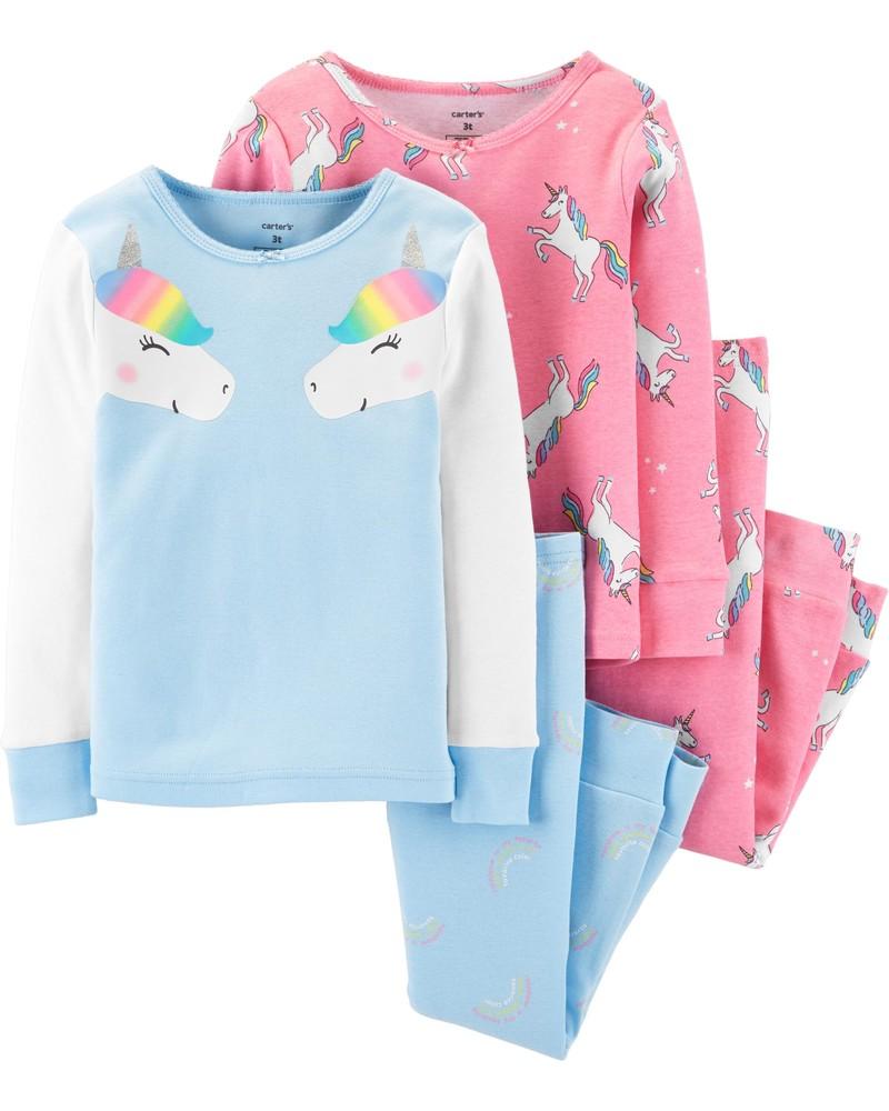 Пижама carters хлопок комплект фото №1