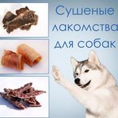 Сушеное лакомство для собак
