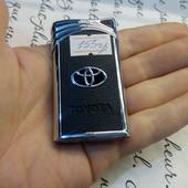 подарочные зажигалки Toyota