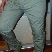 Стильние нарядние фирменние брюки бренд Pull & Bear .м-л .32-42