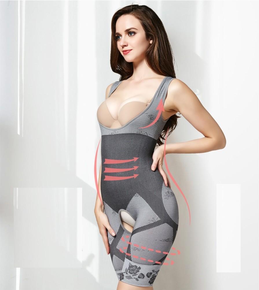 6-132 корректирующий боди утягивающее белье моделирующее фото №1