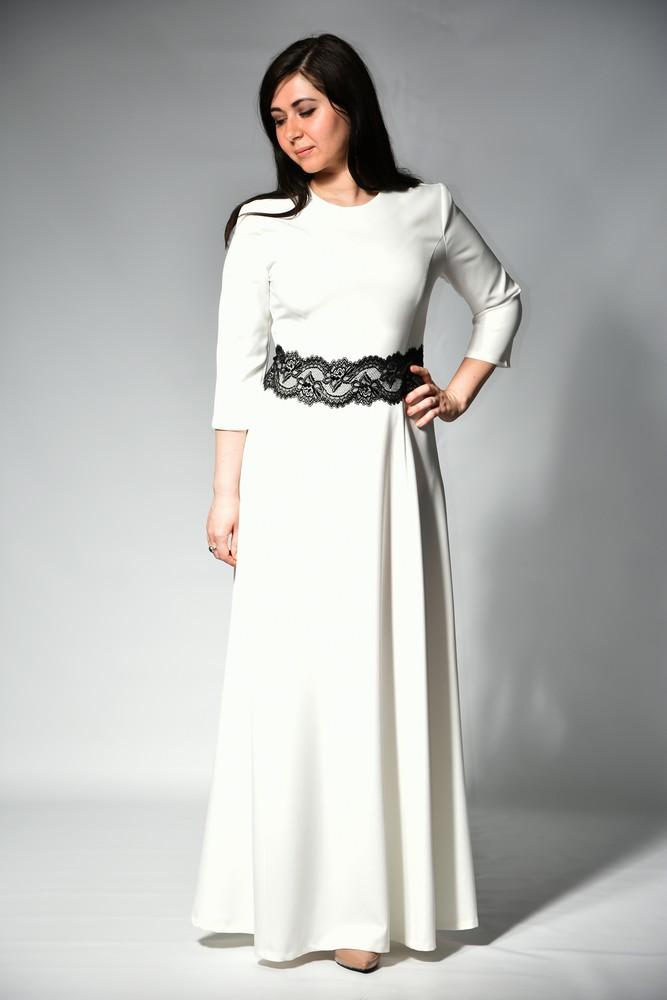24937858615cde Длинное платье от бренда адель лероу, цена 520 грн - купить Платья ...