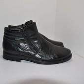 Утепленные ботинки Walking 41р 27,5см Кожа