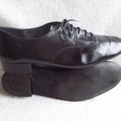 Танцевальные туфли кожа, стелька 28,5 см.