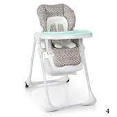 Бемби m3890 стульчик для кормления детский высокий bambi