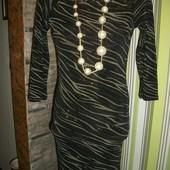 нарядное платье 8 наш 44-46р River Island Ривер Айленд