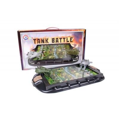 Настольная игра танковые баталии технок, арт. 5729 фото №1