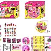 Кукла в шаре Confetty Pop 7102 JL  l. o. l. lol. лол