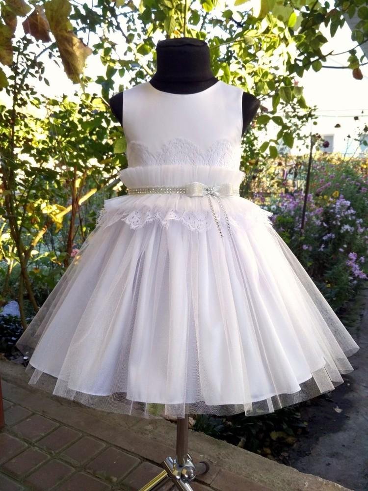 """♥ нарядное платье """"ангелок"""" - 80-134 рр ♥ фото №1"""