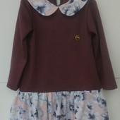 Сукня для дівчинки. Розміри 92-116