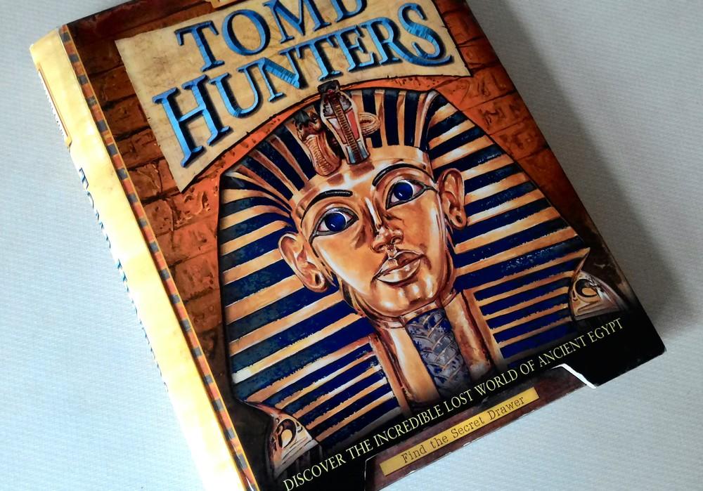 Загадочный египет! тайник в книге!) фото №1