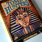 Загадочный Египет! Тайник в книге!)