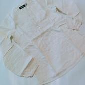 Женская белая рубашечка , Размер 40. Германия.