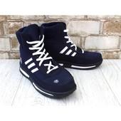 Новинка 2019!Зимние мужские ботинки-кроссовки.Украина!41-45,Шикарная модель!На складе уже нет!