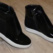 Сезонные скидки. Зима. Ботинки женские, платформа, с 36-40р.