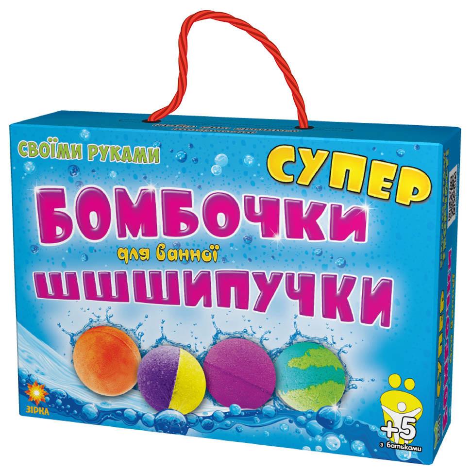 Супер-бомбочки для ванной шипучки фото №6